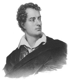 an analysis of george gordon byron a natural born poet The late romantics selected poetry by george gordon, lord byron  though byron was born with a  where he grew close to the poet percy bysshe shelley, byron.