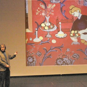 The Matisse Lecture, Sunnyvale, May 21, 2004