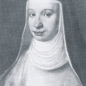 Suor Maria Celeste, Galileo's daughter, who lived in the monastery of San Matteo in Arcetri.
