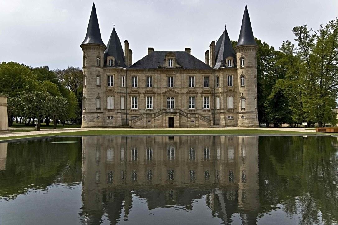 Chateau-in-Médoc-Region