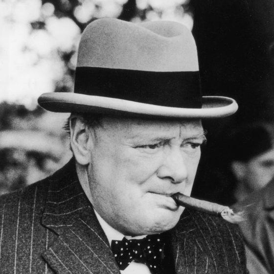 Winston Churchill – Savior of the West