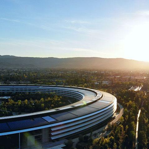Apple headquarters, Cupertino CA